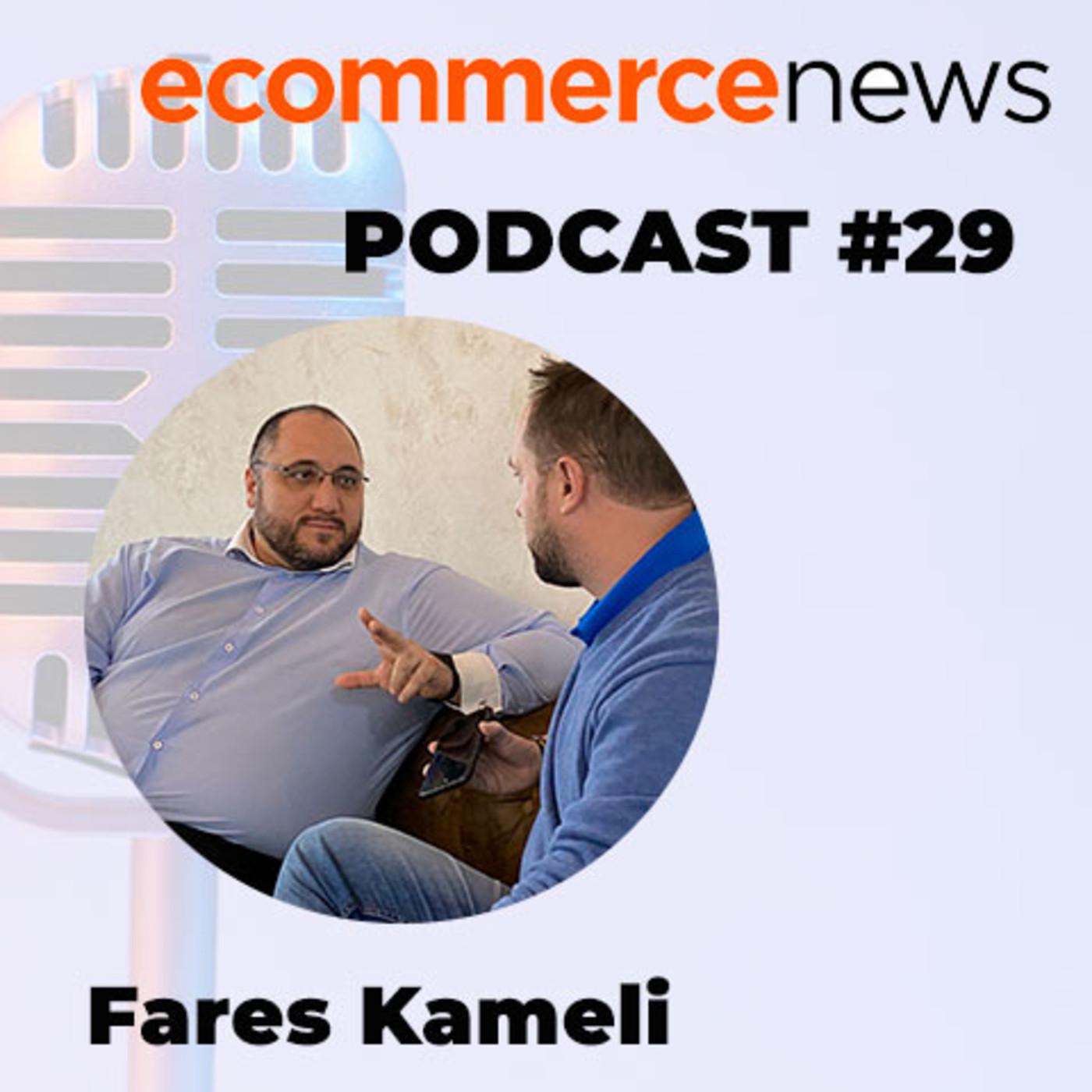 Ecommerce News Radio #29: Entrevista a Fares Kameli