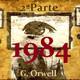 """Audiolibro - """"1984"""" de G. Orwell (voz humana) - Segunda Parte (Capítulo 6)."""