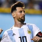 ¿Es Messi un pecho frío?
