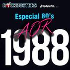 ROCKBUSTERS #56 (T2) - Especial 80's: 1988 (AOR)