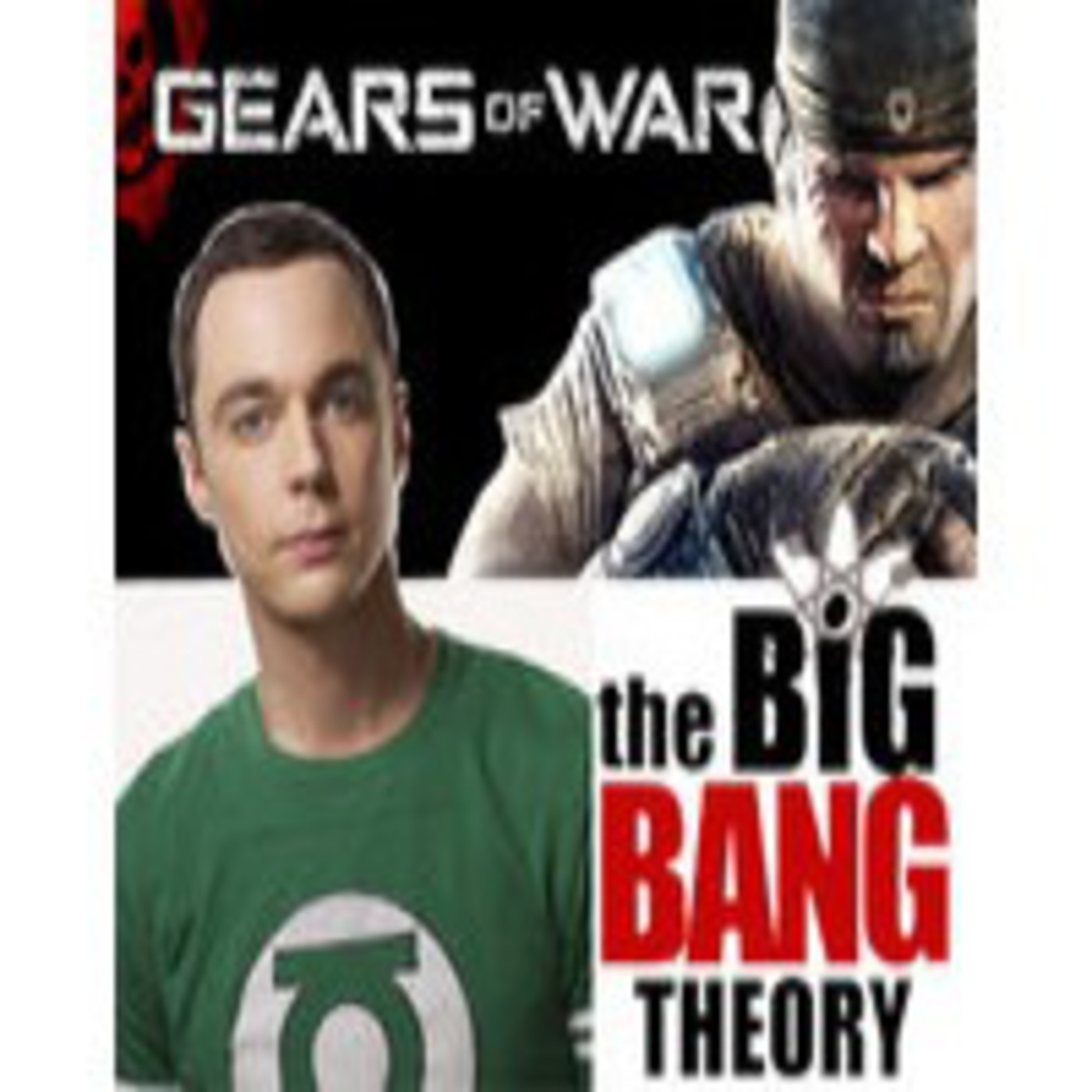 LODE 2x05 The BIG BANG THEORY la serie + GEARS OF WAR toda la saga