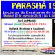 PARASHÁ 15: BO (Vete)