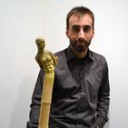 Entrevista al artista plástico, Jesús Montoya, por su exposición 'Renuevos de bambú'