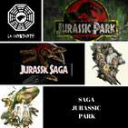 LC 3x37 Saga Jurassic Park / Jurassic World, con David Webb, de El Séquito, Webbtertainment, Carne de Videoclub