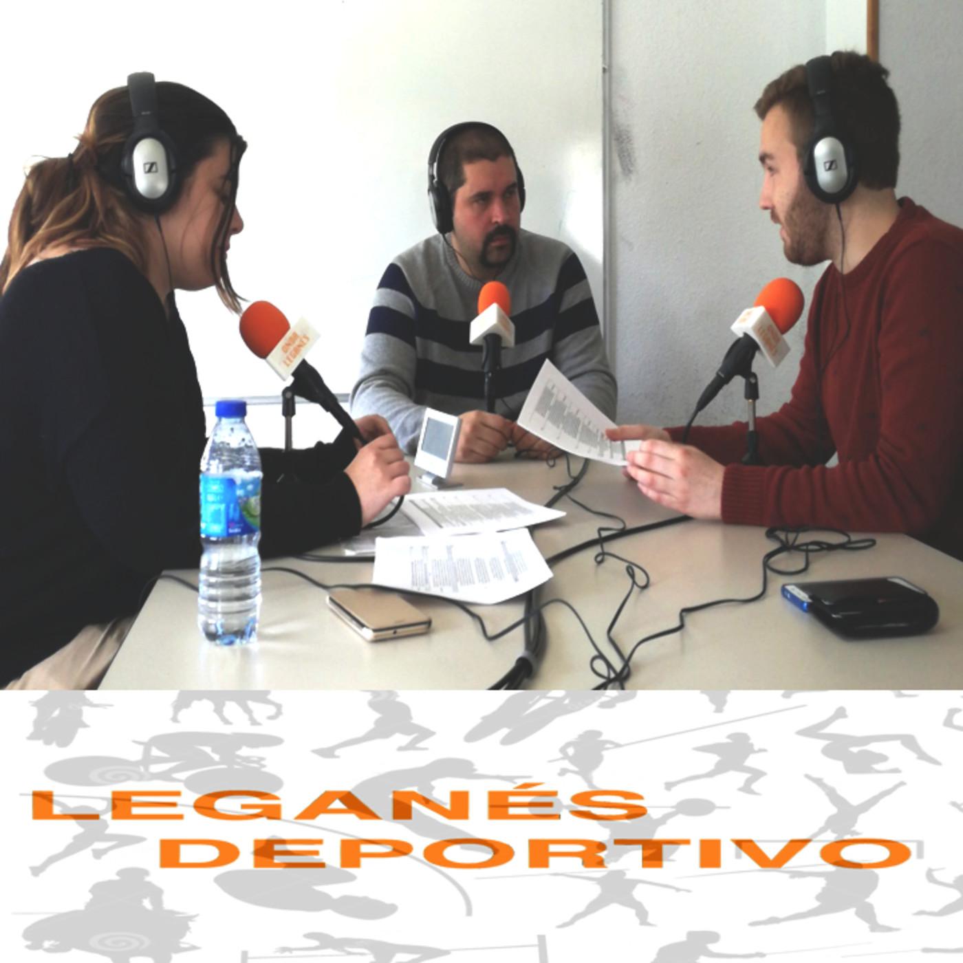Juan Carlos Seco en LEGANÉS DEPORTIVO