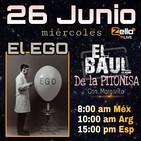 """EL BAÚL DE LA PITONISA Con Margarita Tema: """"EL EGO"""""""