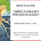 """Meditación """"Árbol familiar y Psicogenealogía"""""""