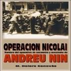 Operación Nikolai. El secuestro y asesinato de Nin