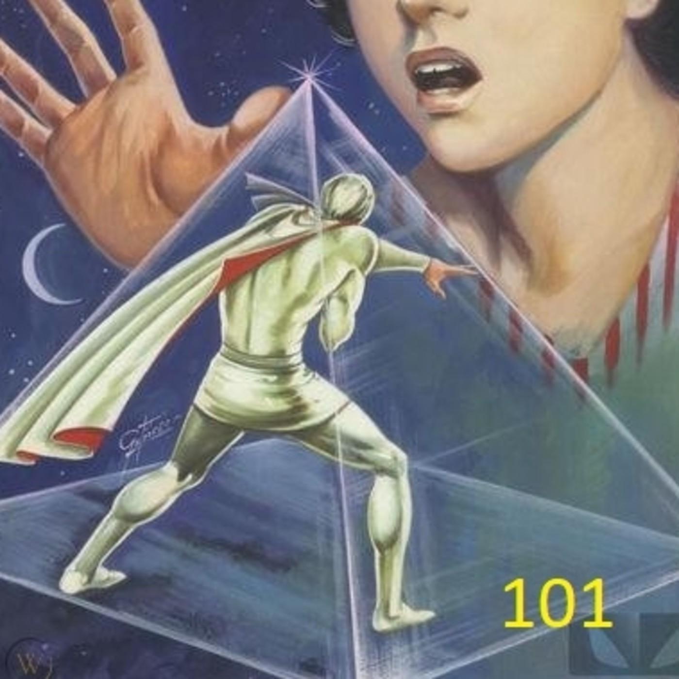 30x101 Muerte en la cuarta dimensión Kaliman
