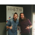 Mi barquita de La Dstylería llegó a Radio Rinconada