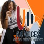 #A4Voces Entrevista a Camila Sierra