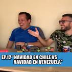 #loscalientes12 | navidad en chile vs navidad en venezuela
