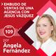 109: El embudo de ventas de una agencia | Con Jesús Vázquez