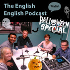 Halloween special - The English English Podcast S01E02