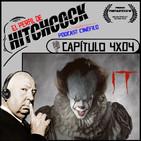 El Perfil de Hitchcock 4x04: Especial Stephen King: It (SPOILERS), El gato infernal y Las 4 estaciones.