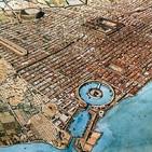 """Cartago. Primer episodio de la serie: """"Duelo a muerte en el Mediterráneo (Roma vs. Cartago)""""."""