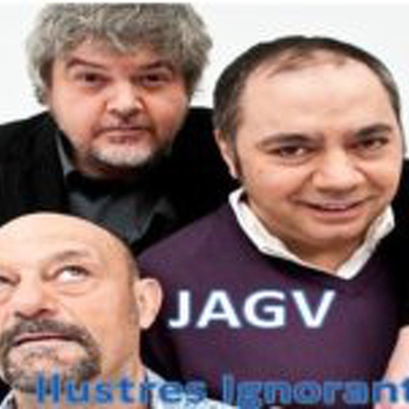 JAGV Ilustres Ignorantes - La Magia (01/05/15)