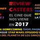 ReviewCasters (2x12) | El cine que nos viene en 2017 (julio-diciembre)