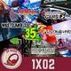 GR (1X02) 35 años SUPER MARIO| RTX SERIES 30 | CPT. TSUBASA| WASTELAND 3 | IRON HARVEST| WINDBOUND | PROJECT CARS 3