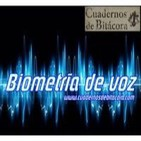 Cuadernos de Bitácora 11: Biometría de Voz