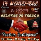 "'RELATOS DE TERROR TEMPORADA 4' CAPITULO 2 ""PACTOS SATANICOS"""
