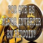 BITCOIN VS ORO: Cual es mejor inversion ahora?|Analisis desde comportamiento historico del oro