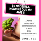 El Hombre que me amó - Cristina Trujillo - 1 Marzo 2018 l Prédicas en audio