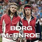 Borg McEnroe. La Película (2017) #Drama #Deporte #Tenis #peliculas #podcast #audesc