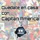 ZNP #Quedateencasa - Capitán América, de Ta-nehisi Coates y Leinil Francis Yu