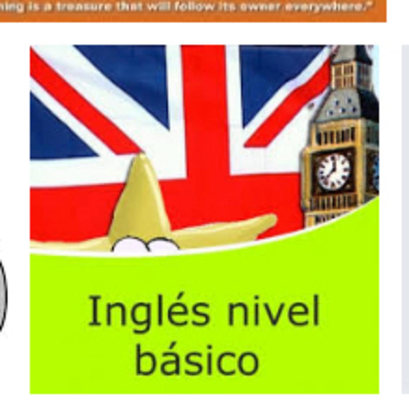 Inglés para principiantes 009
