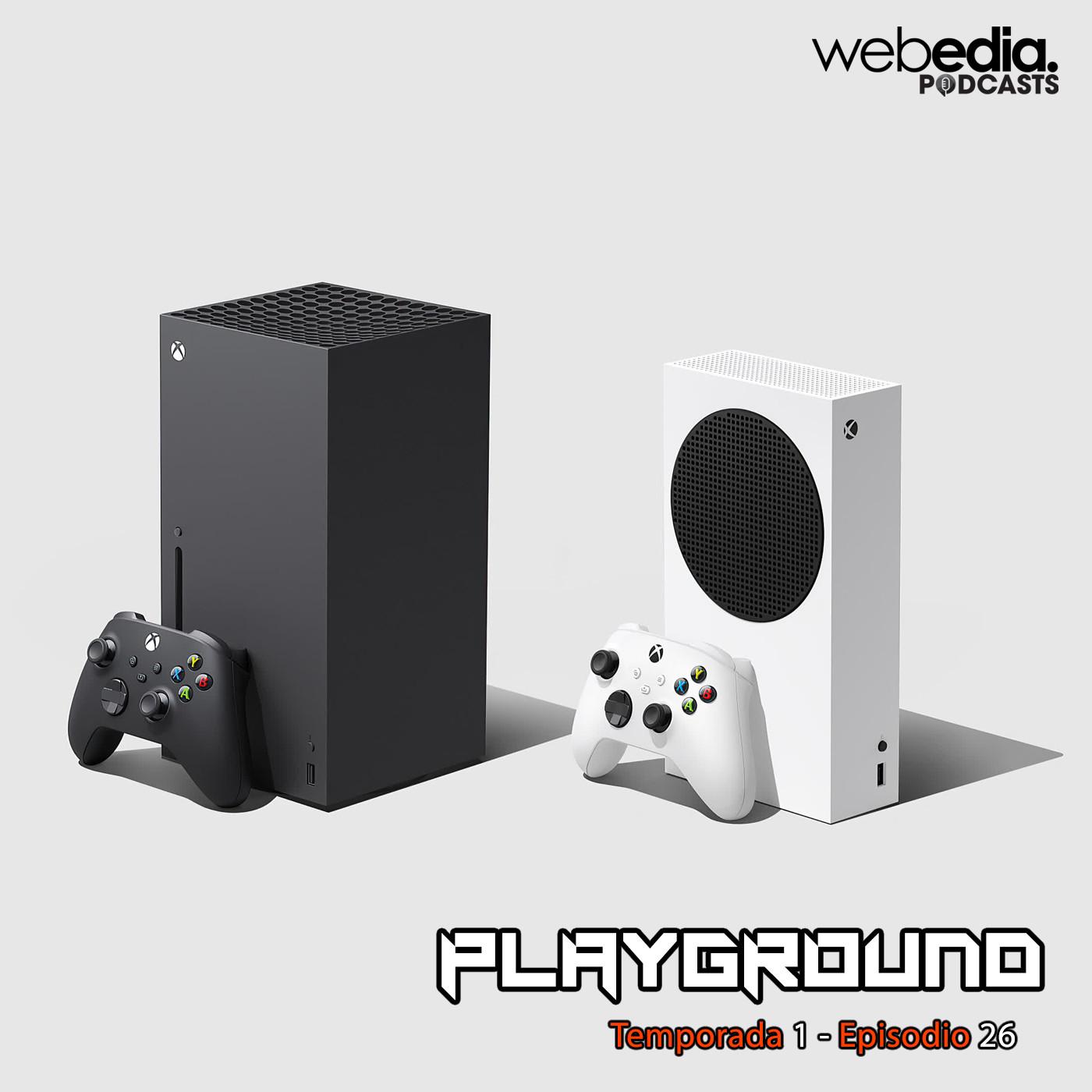 Playground Episodio 26 - Xbox pone precio y fecha a sus consolas de nueva generación