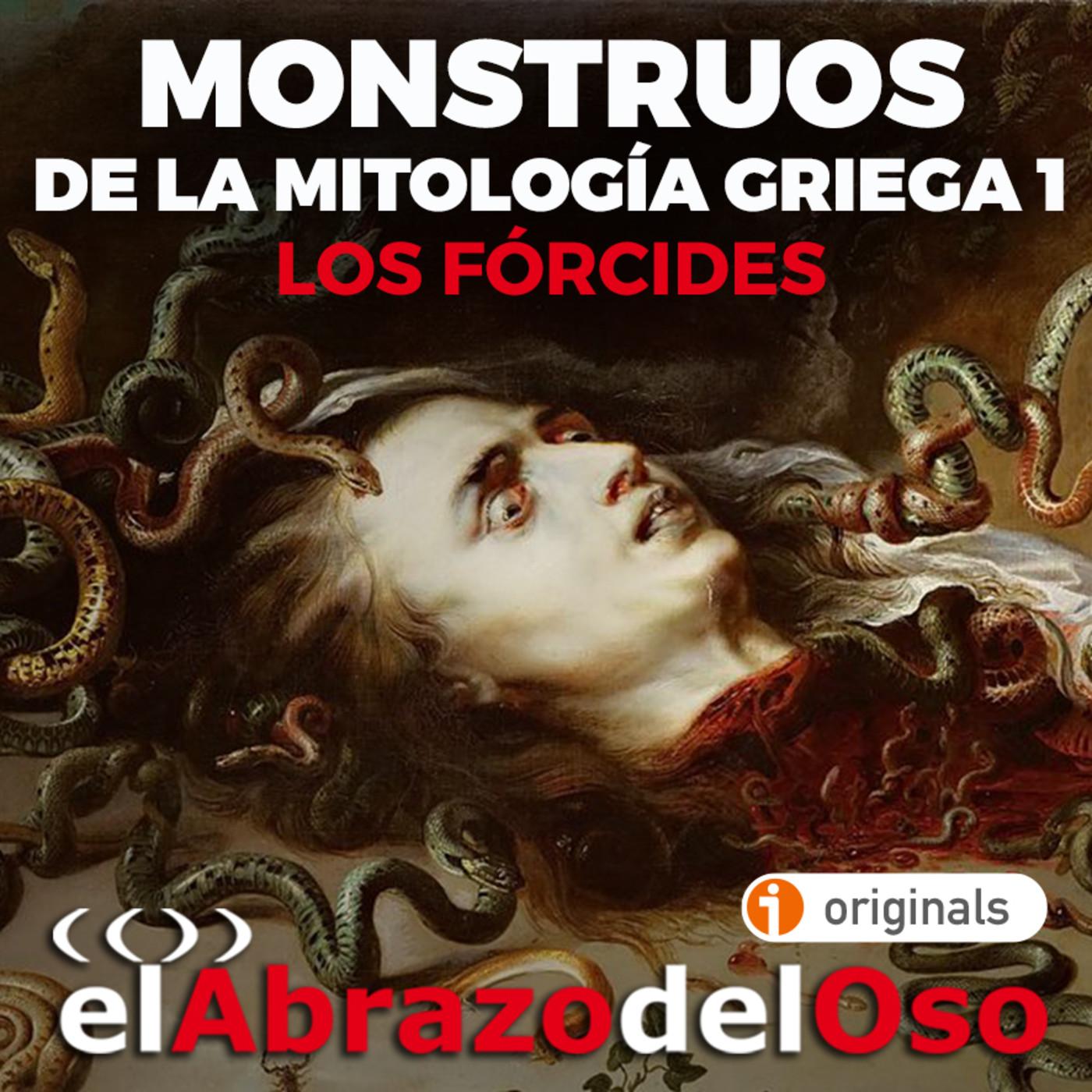 El Abrazo del Oso - Monstruos de la mitología griega 1: Los Fórcides