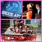 El centinela del Misterio... Arte Extremo, arte macabro 'Shock Art'.