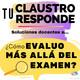 TCR 8 - ¿Cómo evalúo más allá del examen?
