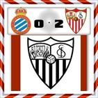 Espanyol 0 Sevilla F.C. 2