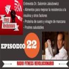 Episodio 22: Entrevista con el Dr Salomón Jakubowicz sobre resistencia a la insulina y cómo adelgazar