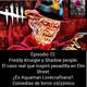 EHC 1x22. Freddy Krueger y shadow people: La historia real de Pesadilla en Elm Street