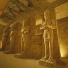 Tesoros al descubierto T3: La ciudad perdida de los faraones