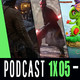 PODCAST SOULMERS 1x05 Red Dead Redemption 2, Battlefront 2, Cod WW2, FIFA 18, Cuphead, Hollow Knight