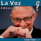 Editorial: Catedráticos contra Montoro - 21/05/18