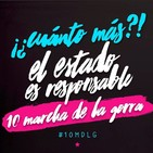El 18 de Noviembre es la 10° #MarchadelaGorra