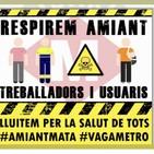 """Toni Edo (CGT) a sicom.cat: """"Els directius de TMB han de baixar a terra i no ocultar els efectes nocius de l'amiant"""""""