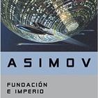 Fundación e Imperio de Isaac Asimov audiolibro voz humana tercera parte