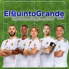 Podcast @ElQuintoGrande : El RealMadrid con @DJARON10 #60 Real Madrid 1-1 Real Valladolid ( Jornada 2 / Directo )