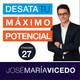 LA ACTITUD QUE DIFERENCIA A LOS GRANDES REALIZADORES / José María Vicedo | Ep.27