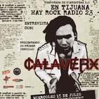 En Tijuana Hay Rock Radio - Temporada De Cuarentena 2.0 - 23: Entrevista con Calaverx