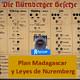 NdGfans Plan Madagascar y leyes de Nuremberg