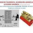 CURSO DE TELEGRAFÍA A.U.R. SPAIN. Lección 3º y repaso