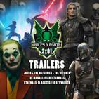 3x01 - Trailers: Joker + The Watchmen + The Witcher + The Mandalorian + Starwars: El ascenso de Skywalker