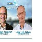 150622 Jose Luis Sarquis y Ema Conrero Cand a Int y Conc